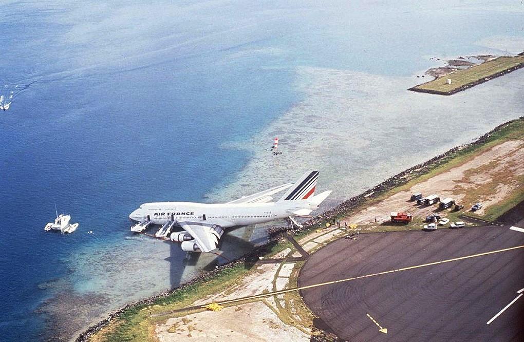 panne avion air france